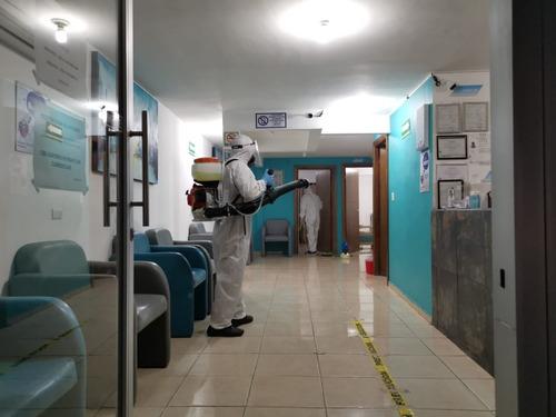 servicio de sanitizacion de casas, oficinas, restaurantes