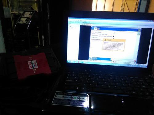 servicio de scanner original de ford vcm ii ids 101.3