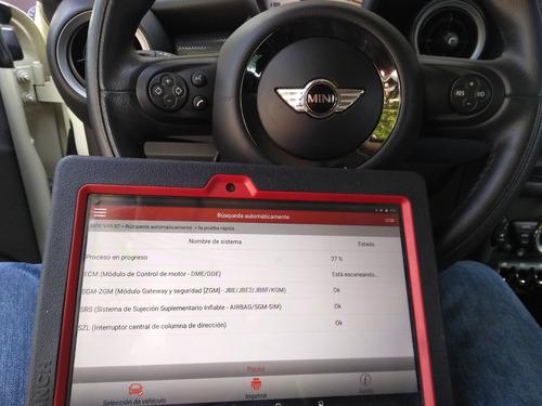 servicio de scanner, reparación de computadoras y airbag