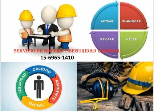 servicio de seguridad e higiene laboral