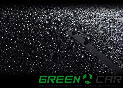 servicio de sellado en vidrio liquido vehicular ceramic pro