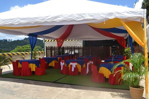 servicio de sillas tifanny, paris, mesones y mesas