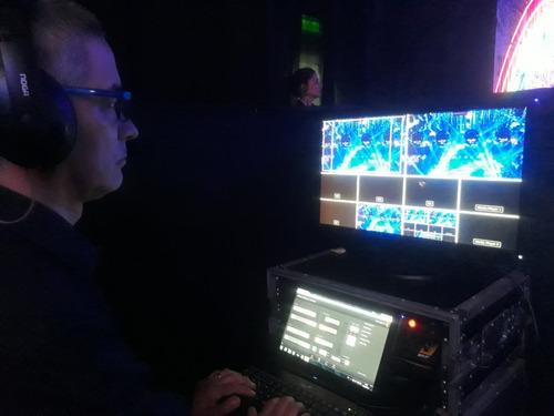 servicio de streaming en vivo para iglesias, congresos, etc.