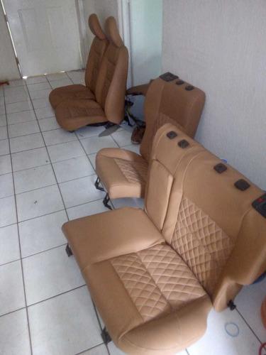 servicio de tapicería automotriz tapisur