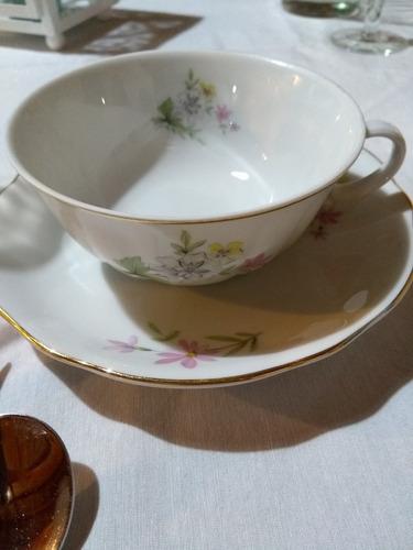 servicio de té party
