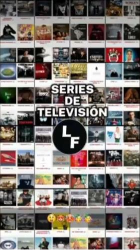 servicio de televisión películas series música y libros
