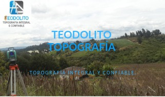 servicio de topografía