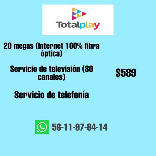 servicio de totalplay