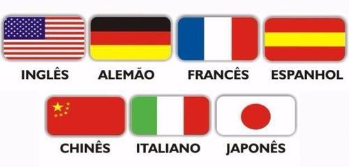 servicio de traducción certificada inglés francés portugués