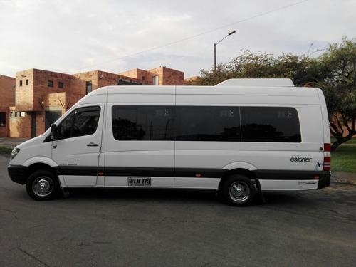 servicio de transporte bogota