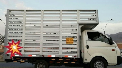servicio de transporte de carga y mudanzas