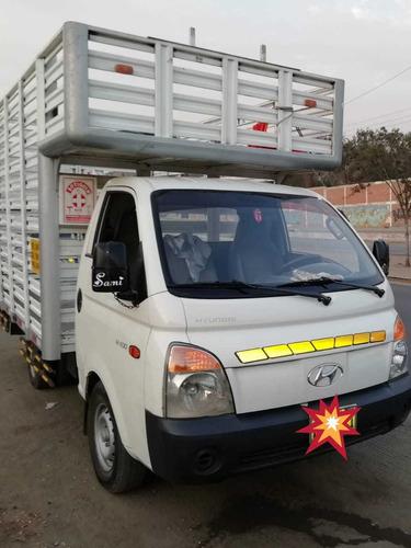 servicio de transporte de carga y mudanzas en general.