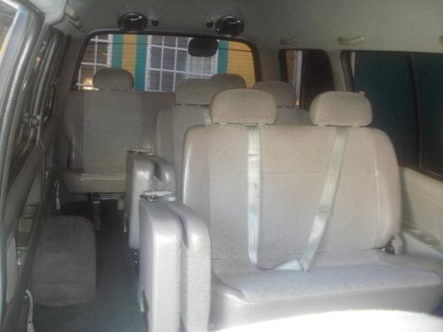 servicio de transporte ejecutivo y turistico