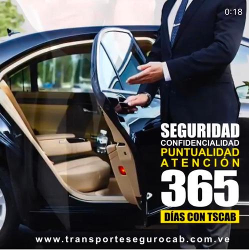 servicio de transporte en vehículos blindados y convencional