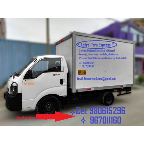 servicio de transporte & mudanzas carga economicos 980615296