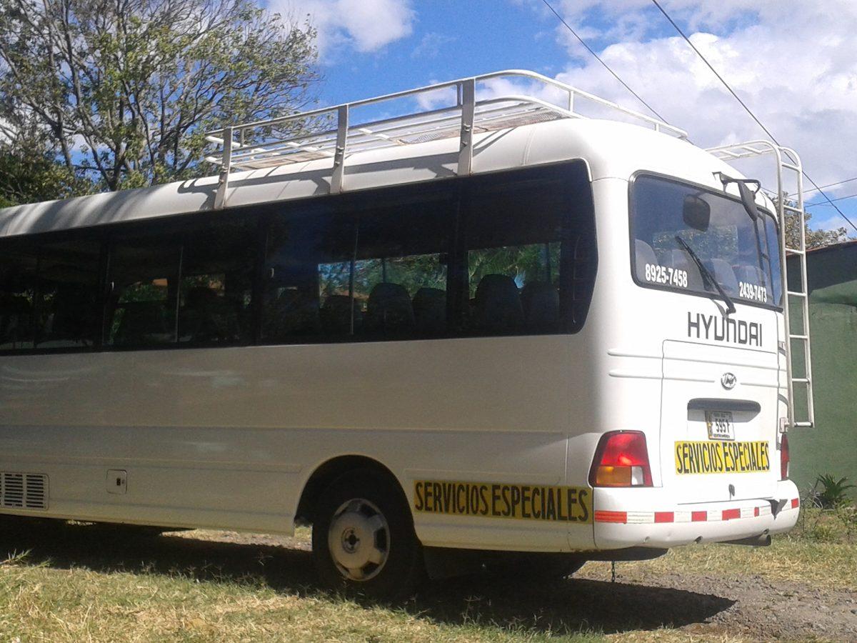 Servicio de transporte y excurciones en linda buseta en - Servicio de transporte ...