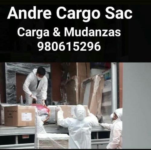 servicio de transportes mudanzas carga economicos 980615296