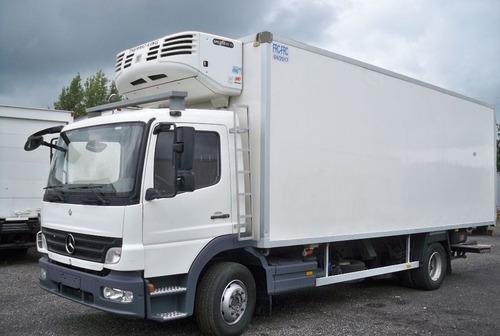 servicio de transportes refrigerados