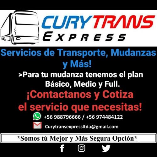 servicio de transportes y mudanzas