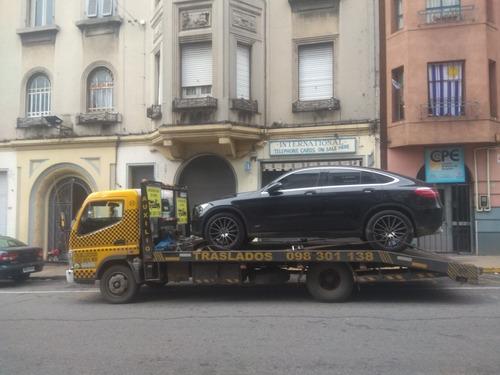 servicio de traslado de vehiculos