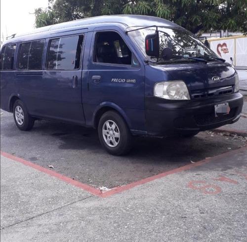 servicio de traslados y transporte vans