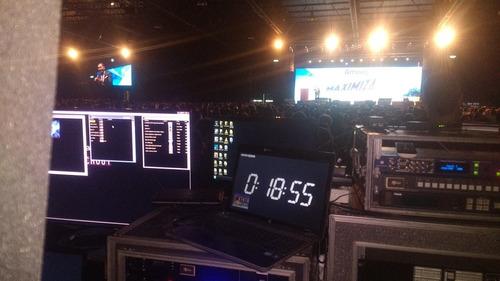servicio de trasmisión en vivo por streaming video full hd