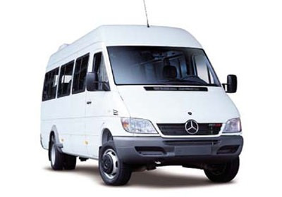 servicio de trasporte ejecutivo (camionetas vans)