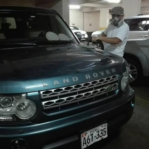 servicio de tratamiento de pintura - auto y camioneta