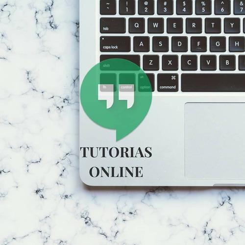 servicio de tutorías y asistencia de tesis