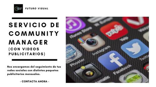 servicio de vídeos publicitarios para redes sociales