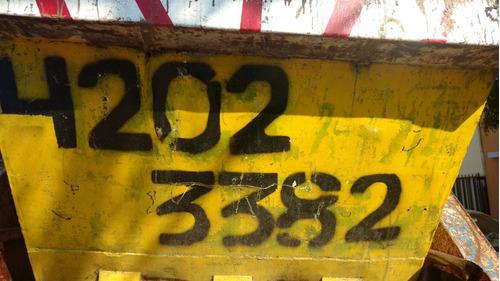 servicio de volquetes 4202-3382