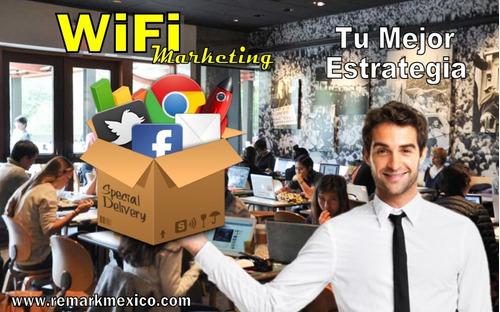 servicio de wifi hotspot administrado