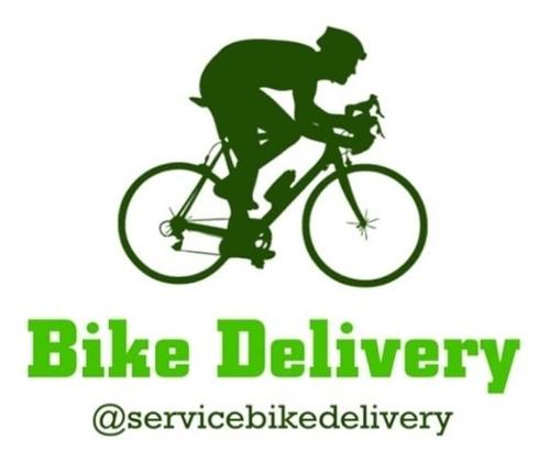servicio delivery en bicicleta