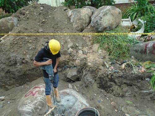 servicio demolición de piedra en colombia