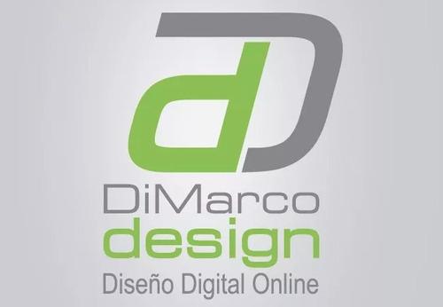 servicio diseño gráfico profesional logotipo