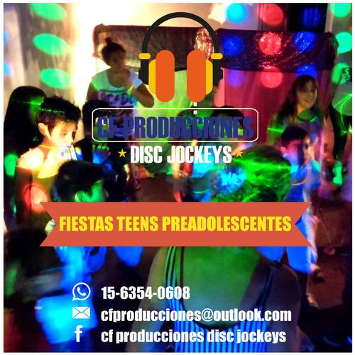 servicio dj disc jockey fiestas eventos karaoke economico