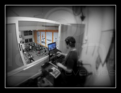 servicio dj disc jockey sonido iluminacion eventos matine