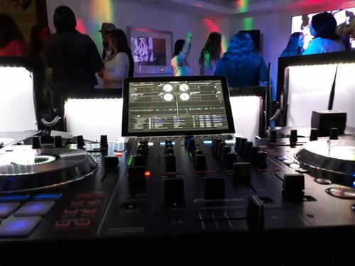 servicio dj, iluminación, amplificación, animador, karaokes