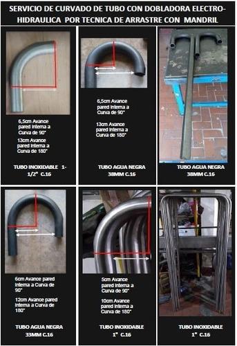 servicio doblado tubo con mandrel dobladora tubo hidraulica