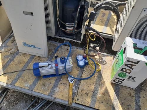 servicio e instalación de equipos de aires acondicionados