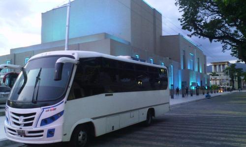 servicio ejecutivo de transporte, alquiler de vans, viajes