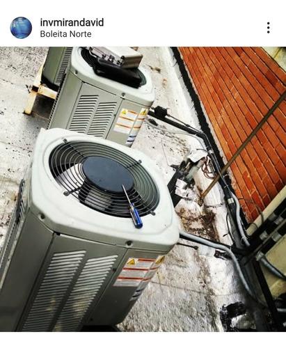 servicio electro-mecánico de refrigeracion y aires acondicio