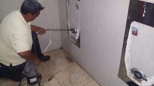 servicio en maracaibo plomeria plomeros destapes 04146535347