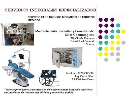 servicio equipos médicos