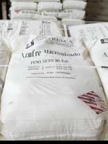 servicio especializado agricola azufre para siembras