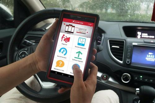 servicio especializado de scanner automotriz a domicilio