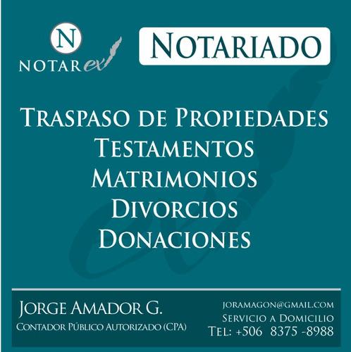servicio express de notario