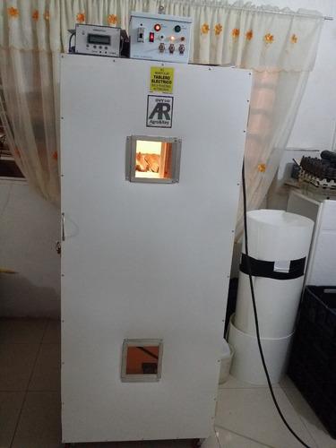 servicio fabricacion incubadoras industriales automomaticas