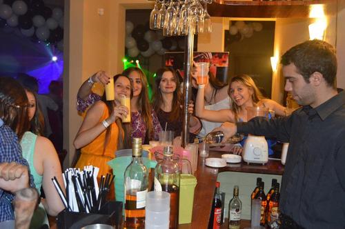 servicio fiestas eventos barra tragos