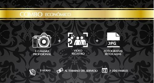 servicio foto video